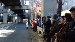 ただいま横浜駅前!